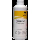 Чернила для Epson T50, P50, R270, L800, L1800, XP103 и др, InkTec (E0017-01LY) Yellow, для картриджей T0804, T0814, T0824, T1714, 1 л