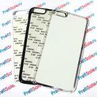 Чехол для iPhone 6 plus пластиковый с пластиной для сублимации: белый, черный, прозрачный