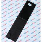 Чехол-раскладушка для Samsung S6 edge с белым полем, черный
