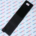 Чехол-раскладушка для Samsung S6 с белым полем, черный