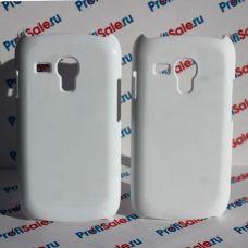 Чехол для Samsung Galaxy S3 mini, 3D, сублимационный, подходит для вакуумной машины