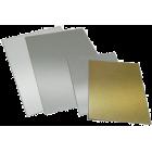 Пластина металлическая для сублимации, А5