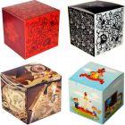 Коробка для кружек подарочная: красная, желтая, зеленная, синяя, фиолетовая, черная, детская, кофе, путешествие, школьная