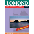 Фотобумага глянцевая/матовая двусторонняя Lоmond 0102051 (A4, 220 г/кв.м, 50 листов)