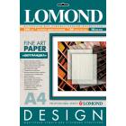 Фотобумага матовая односторонняя Lоmond Design Tartan 0921041 (A4, 200 г/кв.м, 10 листов, с тиснением Шотландка)