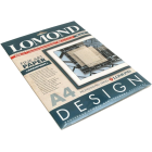 Фотобумага глянцевая односторонняя Lоmond Design Labyrinth 0924041 (A4, 200 г/кв.м, 10 листов, с тиснением Лабиринт)