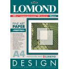 Фотобумага глянцевая односторонняя Lоmond Design Lizard Skin 0926041 (A4, 200 г/кв.м, 10 листов, с тиснением Ящерица)