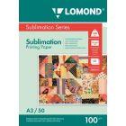 Фотобумага сублимационная Lomond 0809315 (A3, 100 г/кв.м, 50 листов)