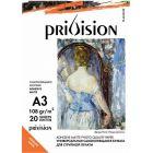 Фотобумага матовая самоклеящаяся Privision (A3, 108 г/кв.м, 20 листов)