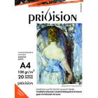 Фотобумага матовая самоклеящаяся Privision (A4, 108 г/кв.м, 20 листов)