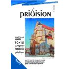 Фотобумага матовая Privision (10x15 см, 230 г/кв.м, 500 листов)