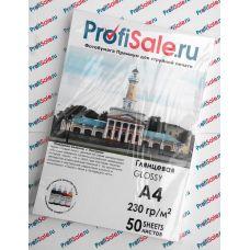 Фотобумага глянцевая односторонняя ProfiSale.ru Премиум (А4, 230 гр, 50 листов)