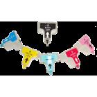 Перезаправляемые картриджи HP №177 для HP PhotoSmart 3000/5000/6000/7000 Series, (авточипы)