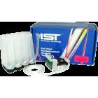 СНПЧ IST для Epson Stylus S22, SX125, SX420, SX425  (на батарейках, с автообнуляемыми чипами v3.0)