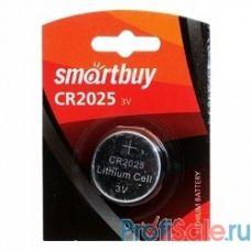 Smartbuy CR2025/1B (12/720) (SBBL-2025-1B) (1 шт. в уп-ке)