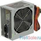 Exegate EX244556RUS Блок питания 600W Exegate UN600, ATX, 12cm fan, 24+4pin, 6pin PCI-E, 4*SATA, 1*FDD, 1*IDE