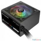 Блок питания Thermaltake Smart  RGB  [PS-SPR-0600NHSAWE-1]  600W / APFC / 80+