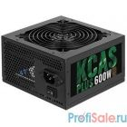 Aerocool 600W RTL KCAS-600 PLUS  { 80+ bronze (24+4+4pin) APFC 120mm fan 7xSATA RTL}