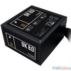 1STPLAYER Блок питания DK PREMIUM 800W / ATX 2.4, APFC, 80 PLUS BRONZE, 120mm fan / PS-800AX