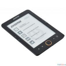 "Электронная книга Digma R654 6"" E-Ink Carta 800x600 600MHz/4Gb/microSDHC/frontlight графит [1066716]"