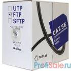 5bites FS5505-100A Кабель  FTP / SOLID / 5E / 24AWG / CCA/ PVC / 100M