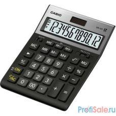 Калькулятор настольный CASIO GR-120 черный {Калькулятор, 12-разрядный} [1086913]