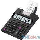 Калькулятор с печатью Casio HR-150RCE-WA-EC черный 12-разр.