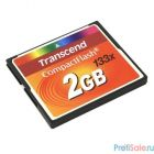 Compact Flash 2Gb   Transcend  (TS2GCF133) 133-x