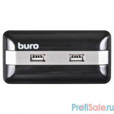 Buro BU-HUB7-U2.0 Разветвитель USB 2.0, 7порт. черный
