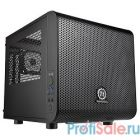 Case Tt Core V1  [CA-1B8-00S1WN-00]  mATX/ win/ black/ USB3.0/ no PSU