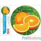 Коврик для мыши Buro BU-T60039 рисунок/апельсин [350569]