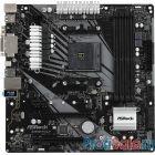 ASROCK B450M PRO4-F RTL {AMD B450, 2xPCI-E, Dsub+DVI+HDMI, GbLAN SATA MicroATX, 4DDR4}