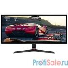 "LCD LG 29"" 29UM69G-B Gaming черный {IPS LED 2560x1080 5ms 75Гц 178°/178° 21:9 1000:1 250cd HDMI1.4 DisplayPort1.2}"