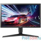 """LCD LG 23.6"""" 24GL650-B черный {1920x1080 144Hz 1ms 300cd 1000:1(Mega DCR) HDMIx2 DisplayPort AudioOut vesa}"""