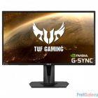 "ASUS LCD 27"" VG27AQ TUF Gaming черный {IPS 2560x1440 4ms 155hz 8bit 350cd 1000:1 HDR10 178/178 2xHDMI2.0 1xDisplayPort1.2 VESA AudioOut 2Wx2} [90LM0500-B01370]"