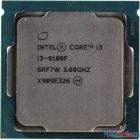 CPU Intel Core i3-9100F Coffee Lake BOX {3.60Ггц, 6МБ, Socket 1151v2}