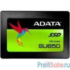 A-DATA SSD 240GB SU650 ASU650SS-240GT-R {SATA3.0}