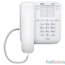 Gigaset DA310 (IM) WHITE. Телефон проводной (белый)