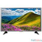 """LG 32"""" 32LJ600U серебристый/черный {HD READY/50Hz/DVB-T2/DVB-C/DVB-S2/USB/WiFi/Smart TV (RUS)}"""