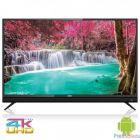 "BBK 50"" 50LEX-8161/UTS2C черный/Ultra HD/50Hz/DVB-T2/DVB-C/DVB-S2/USB/WiFi/Smart TV (RUS)"