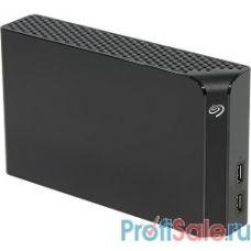 """Seagate Portable HDD 4Tb Backup Plus Hub STEL4000200 {USB3.0, 3.5"""", black}"""