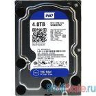 4TB WD Blue (WD40EZRZ) {Serial ATA III, 5400 rpm, 64Mb buffer}