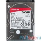 """500Gb Toshiba (HDWJ105UZSVA) L200 {SATA 3, 5400 rpm, 8Mb, 2.5""""}"""