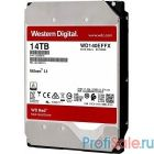 "14TB WD Red (WD140EFFX) {Serial ATA III, 5400- rpm, 512Mb, 3.5""}"
